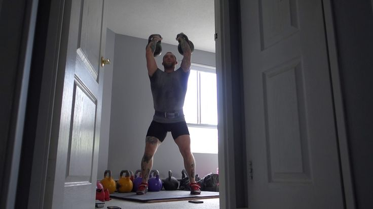 Long cycle sprint training 4.5 mins 2x24kg 41 reps #kettlebell #fitness #workout #exercise #fitfluential #crossfit #workouts #training #strength #gym