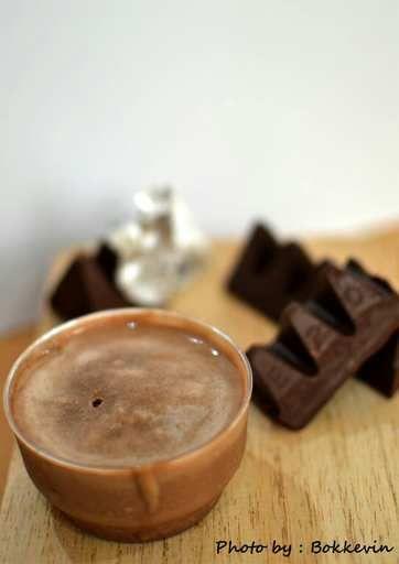 Koel's Chocolate Ice Cream