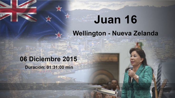 399 - Juan 16 - Nueva Zelanda - 06 Dic 2015