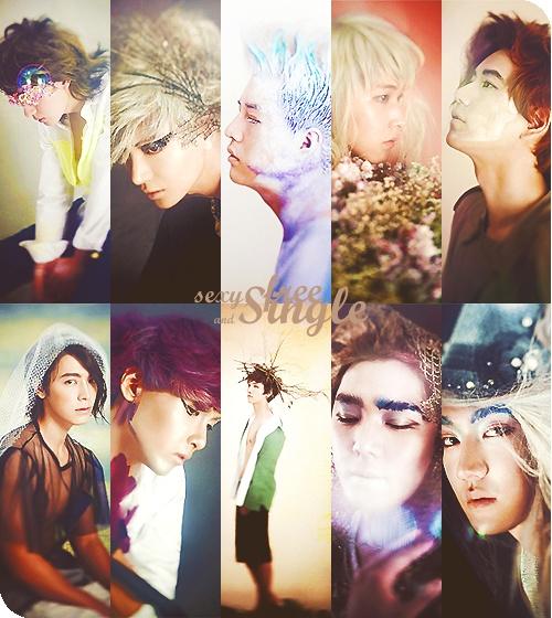 Super Junior 6th album, omo can't wait! ♥__♥6Th Album, Junior 6Jib, Super Junior, Junior 6Th