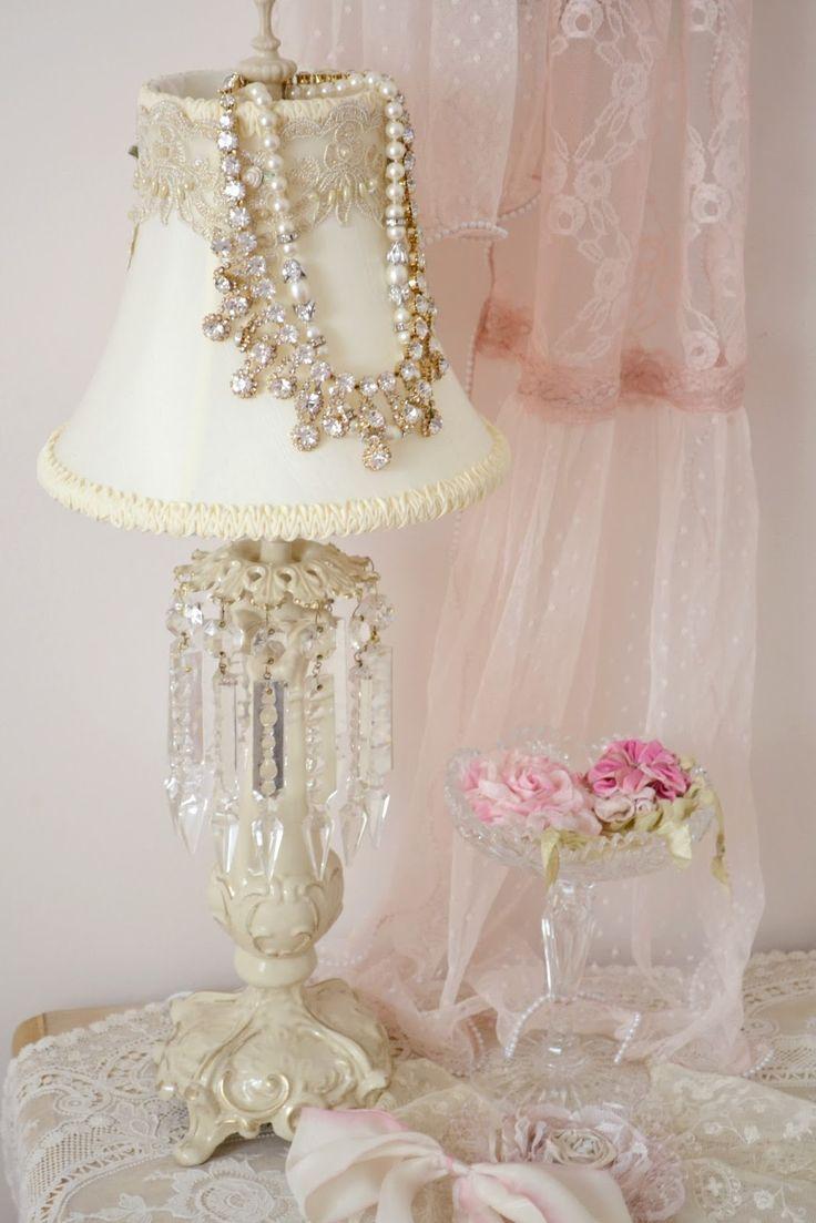 Best 25+ Shabby chic lamps ideas on Pinterest | Shabby ...