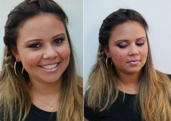 Tutorial de maquiagem para você arrasar na festa j