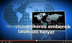 nete-club közösségi oldal.