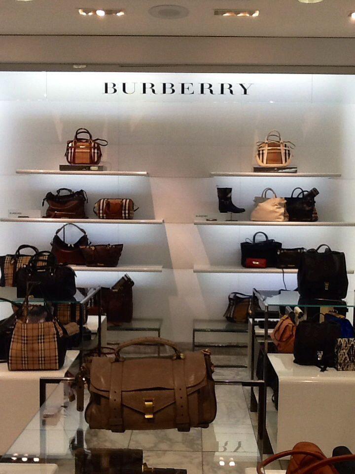 Burberry statement wall in Designer Handbags [april 14]