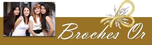 Broches or