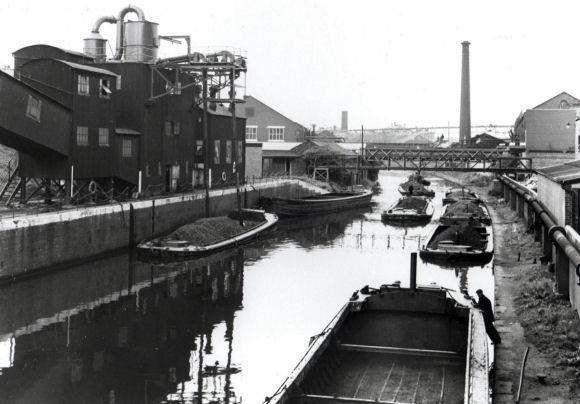 1950's Barton Power Station