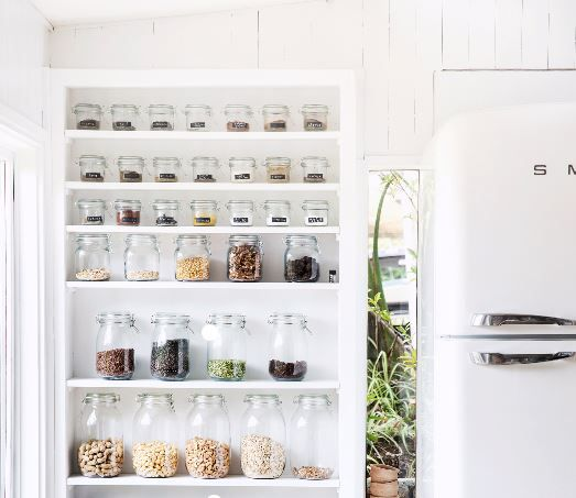 HEALTHY INGREDIENTS TO FILL YOUR PANTRY