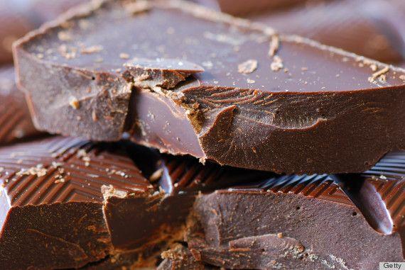 dark chocolate beauty benefits