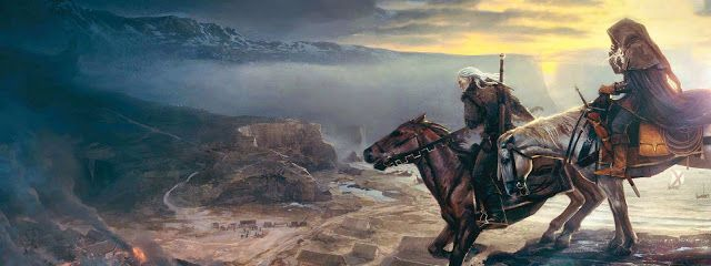 THE WITCHER 3: THE WILD HUNT REVIEW (WITCHING HOURS)