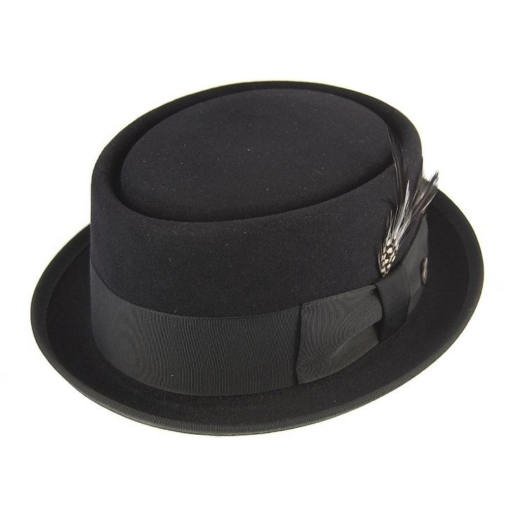 Bailey Hats Fur Felt Porkpie Hat