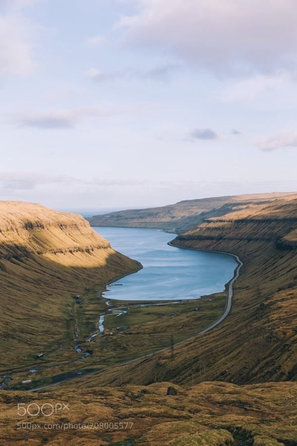 Фарерские острова, фьорды