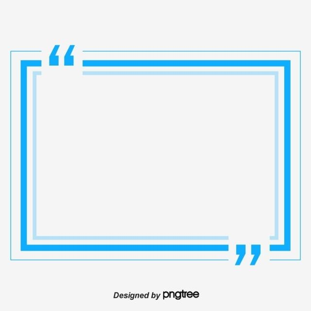 Blue Rectangle Title Box Rectangle Clipart Vector Png Green Border Png Transparent Clipart Image And Psd File For Free Download Powerpoint Design Templates Title Boxing Framed Quotes