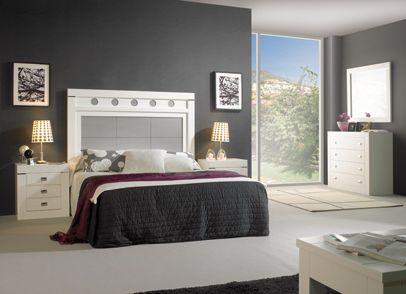 Pintura para dormitorio de matrimonio dise o de - Dormitorios de matrimonio de diseno italiano ...