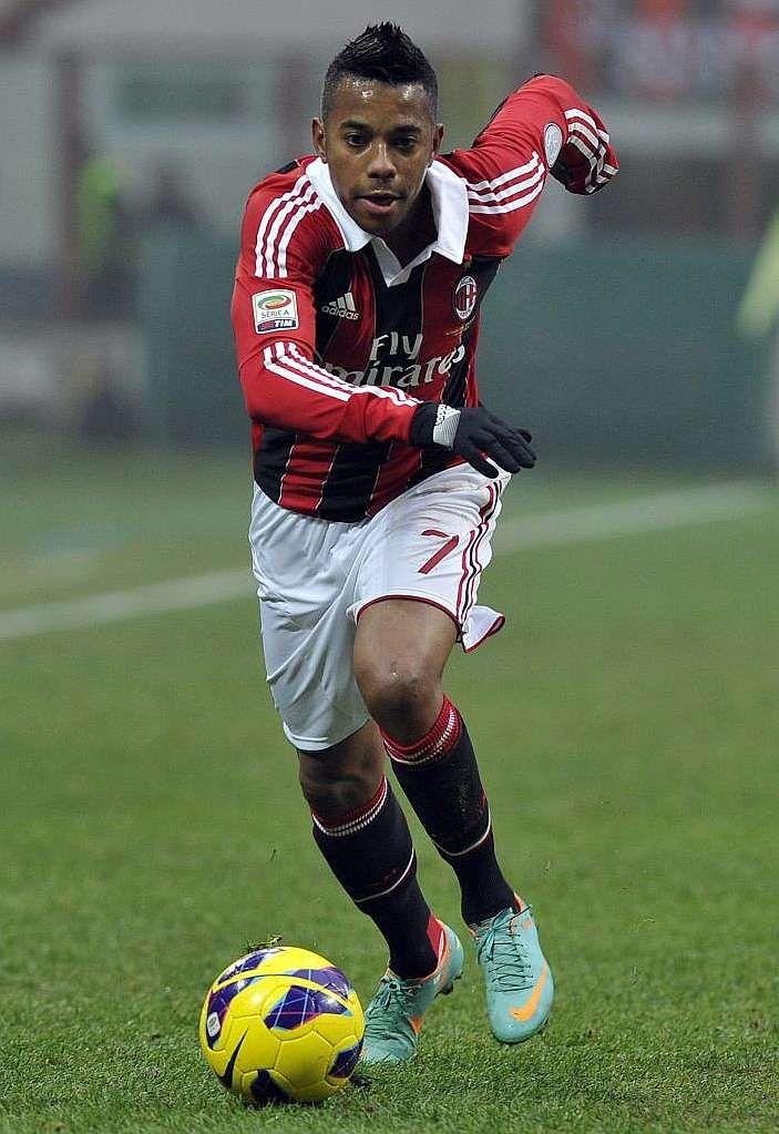 Robinho, A.C. Milan