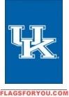 "Kentucky Wildcats Garden Window Flag 15"" x 10.5"""