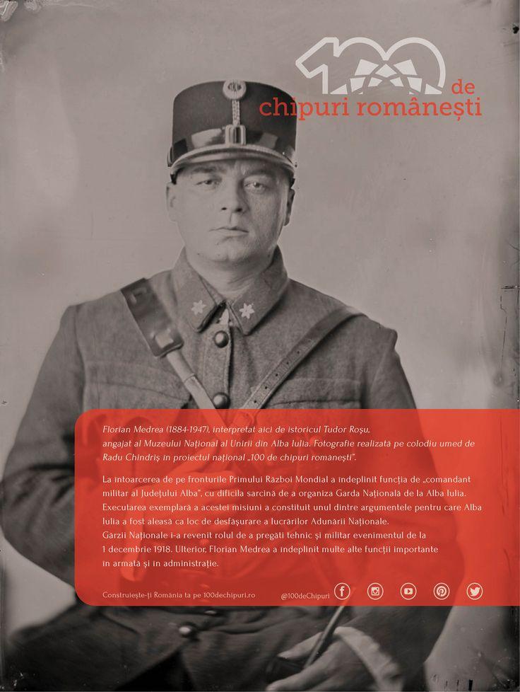 Ne vedem pe 24 ianuarie la Alba Iulia, muzeul Principia. Începem călătoria de un an de zile în care Radu Chindris surprinde cei mai spectaculoși români cu tehnica fotografică folosită în timpul Marii Uniri din 1918. Vino să vezi cum se revelează sub ochii tăi imaginile unice. Începem cu o expoziție în care reinterpretăm imaginile de arhivă și personajele istorice, terminăm în forță pe 1 decembrie cu o fotografie istorică.