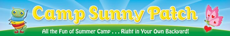 Camp Sunny Patch Session 12: Storytelling with Stamps