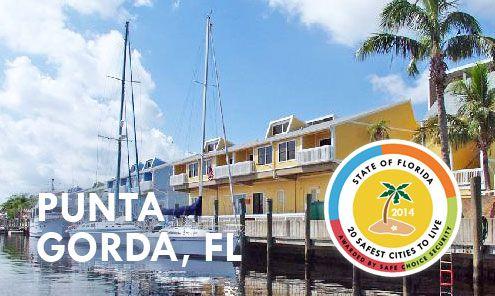 Punta Gorda, FL: Safest Places to Live in Florida