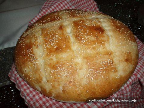 NAJBOLJI TURSKI KRUH ~ Recepti za brza i jednostavna jela