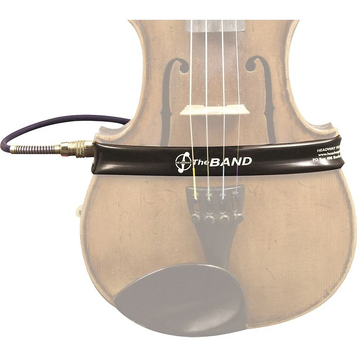 Headway The Band Violin Pickup System