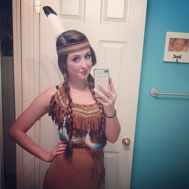 DIY Disney Costumes For Adults | Tiger Lily from Peter Pan