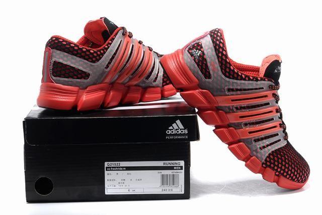 Mens Adidas Cc Freshride M Running Shoes Red
