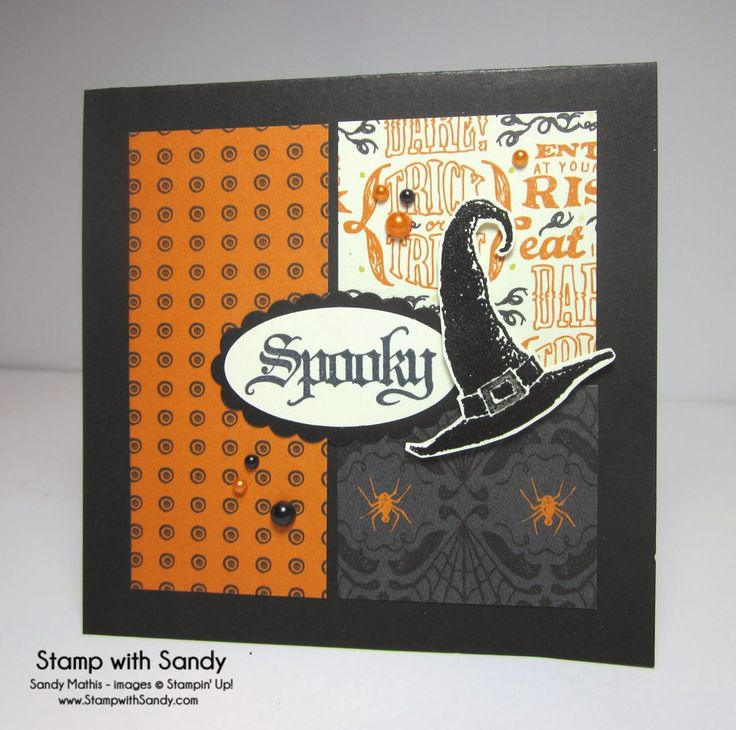 stamp with sandy spooky halloween best of halloween and wicked cool stamp sets - Stampin Up Halloween Ideas