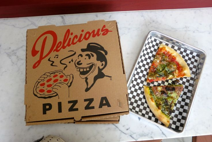 Even in the entertainment industry hub that is L.A., West Adams' new pizza joint Delicious Pizza might be the only pie shop in town with a heap of silve...