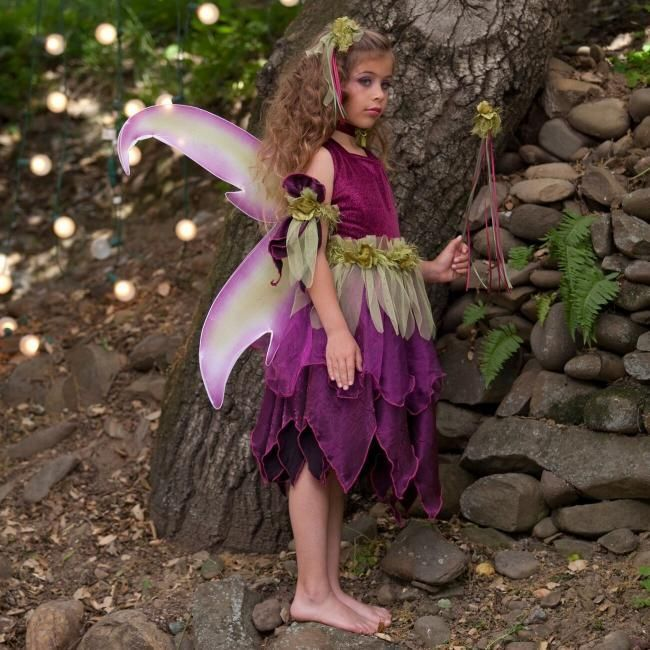 Woodland Princess Costume | Cute Pink Fairy Costume For Toddlers