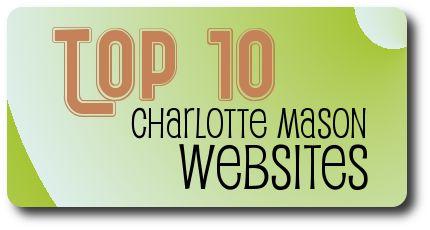 10 Favorite Websites for Charlotte Mason Homeschooling
