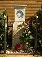 Jim Morrison Memorial in Germany