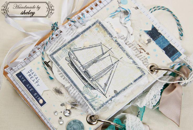 My scrapbook world: Dovolenkové pamätníky / Holiday diaries
