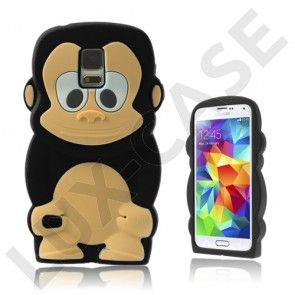 Monkey (Sort) Samsung Galaxy S5 Cover