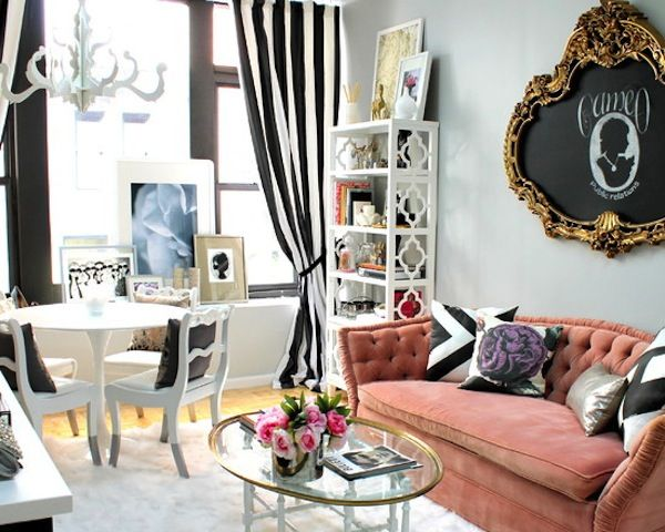 17 best ideas about modern baroque on pinterest baroque - Soggiorni shabby chic ...