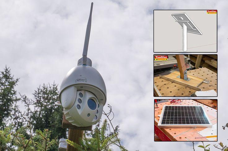 In dem kleinen DIY-Projekt zeige ich Euch wie man ein Solarmodul bzw. Solarpanel mit einem Laderegler und Akku im Garten installiert und wie man diese Stromversorgung nutzt um eine drahtlose WLAN-Überwachungskamera zu versorgen. Das Ganze lässt ist relativ preiswert leicht selbst realisieren. Kriminalitätsrate steigt, Überwachungskameras machen Sinn Immer mehr Privatleute installieren auch Überwachungskameras im eigenen […]