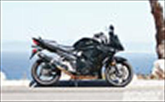 Project Suzuki GSX1250FA - Sport Rider Magazine