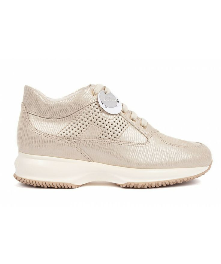 Groppetti Luxurystore Sneakers Interactive H Forata - Donna