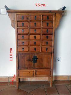 gabinete de boticario chino