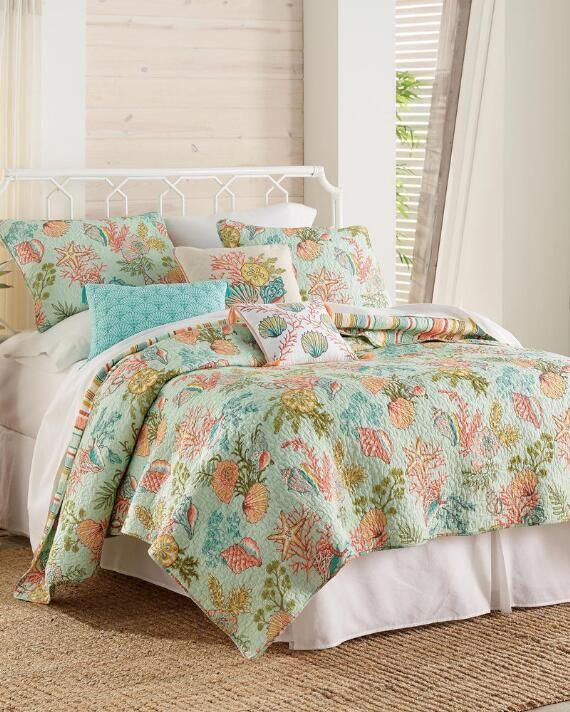 Amelia Island Luxury Quilt Toddler Bed Set Bedding Sets