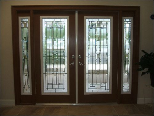 Double Entry Front Doors With Side Lites New Code