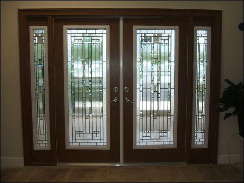 double prehung front door