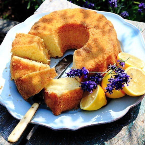 Recept på Citronkaka med ingefära från - Hemmets Journal