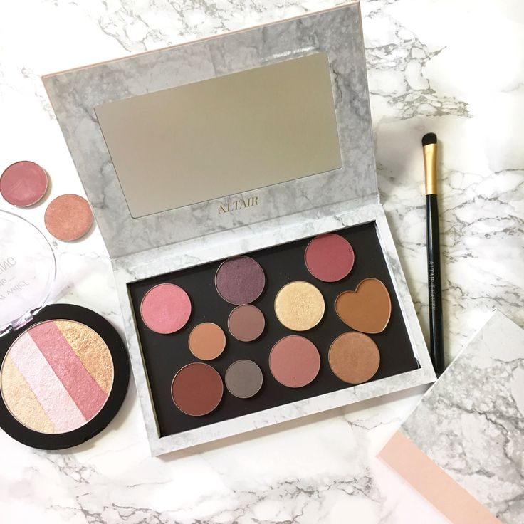 Best 25 Blush Color Palette Ideas On Pinterest: Best 25+ Magnetic Makeup Palette Ideas On Pinterest