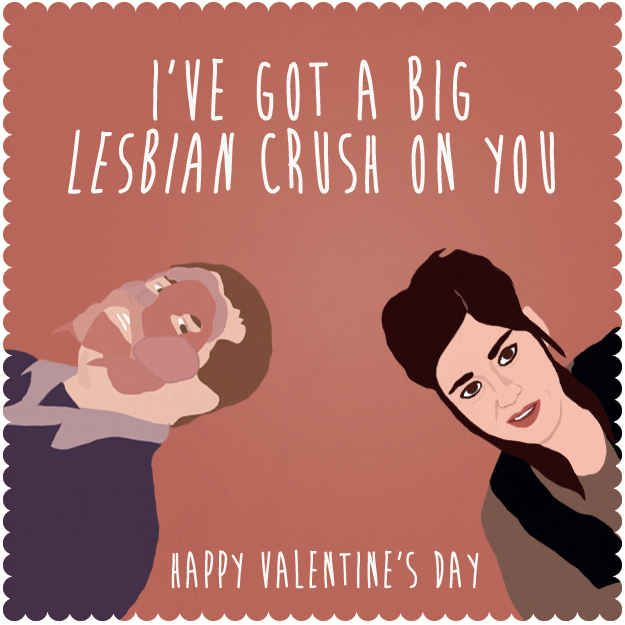 """Mean Girls"" Valentine's Day Cards For The Fetchest Losers In Your Heart"