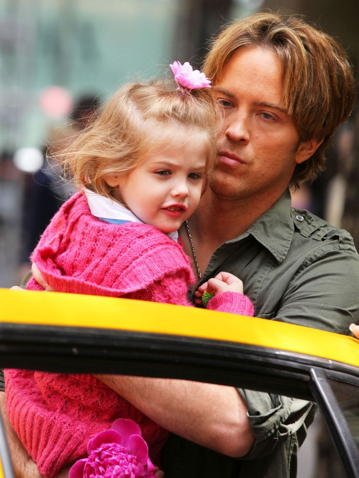 "Dannielynn Birkhead pictured with her father Larry Birkhead, ""She is doing great, getting super tall and just has become this funny, intelligent, beautiful girl that I am so proud of,"" her dad told USA Today. Dannielynn mother Nicole Smith died five months after she was born, and her half-brother, Daniel Wayne Smith died three days after her birth from an overdose."