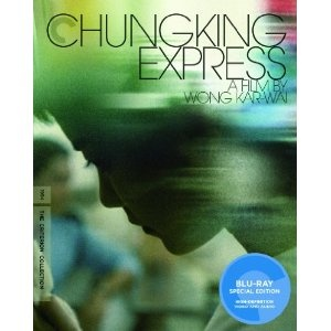 "Wong Kar-wai's ""Chungking Express"": beautifully shot and great love story"