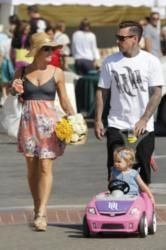 Pink Hits Back At Daughter Bike Ride Criticism