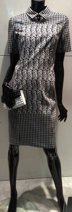 We're a bit sassy here at Library Woman! Look at this gorgeous classic shaped dress with classic black and white colours in statement graphic print! We're loving it! Don't forget to follow us on Facebook at: LIBRARY WOMAN for all the latest updates! http://librarywoman.com.au
