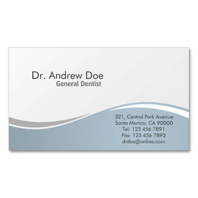 2017 best images about Dental Dentist Business Cards on
