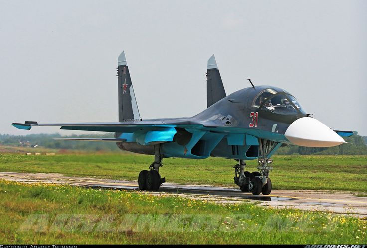 Sukhoi Su-34 - Russia - Air Force | Aviation Photo #2403079 | Airliners.net